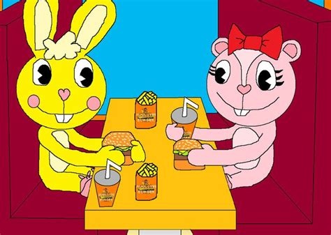 72 Best Happy Tree Friends Images On Pinterest