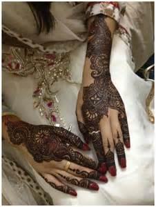 Latest Pakistani Mehndi Designs 2016 for Hands