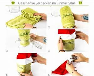 Rundes Geschenk Einpacken : so gehts geschenke im einmachglas verpacken perfekt geeigner f r weiche geschenke wie ~ Eleganceandgraceweddings.com Haus und Dekorationen