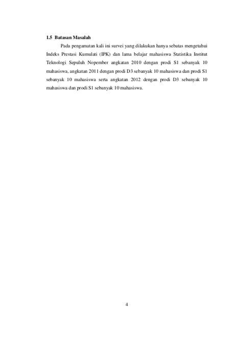 MODUL 6 Regresi Linier Sederhana