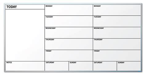 weekly schedule template  shatterlioninfo