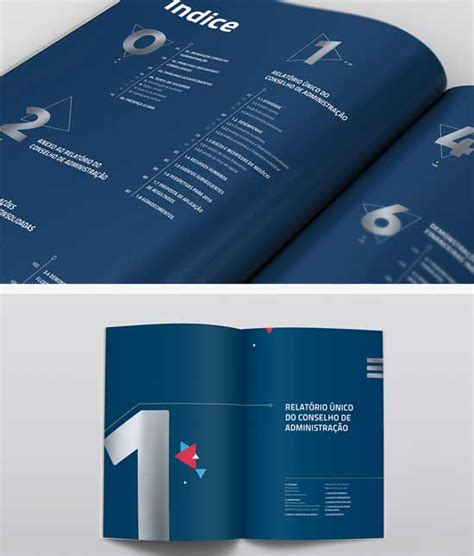 annual report design ideas  inspiring examples
