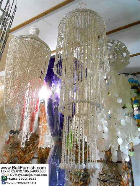 Shell Chandelier Wholesale by Seashell Chandelier Wholesale From Bali Indonesia Bali