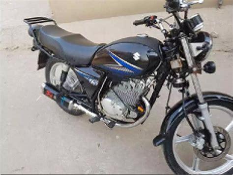 Suzuki Rims For Sale by Suzuki Gs150 New Allows Heavy Exhaust For Sale Lahore