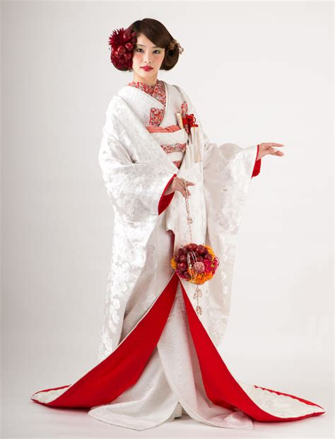Traditional Japanese Wedding Dress by Hanami Kimono Q A Wedding Kimono