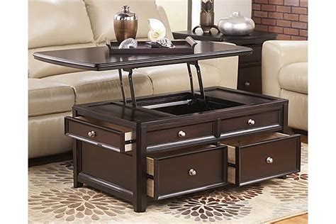 ashley carlyle lift top coffee table 17 best images about lift top coffee tables on pinterest