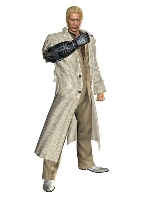 yakuza dead souls character artwork released
