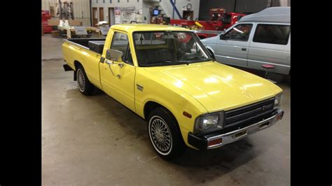 toyota diesel pickup sold   youtube