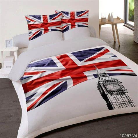 housse de couette flag 200x200 cm 100 coton les douces nuits de ma 233 linge de maison
