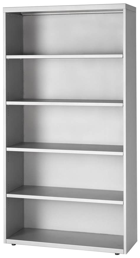3 Foot Wide Bookcase by 5 High 36 Wide Four Adjustable Shelves Bookcase