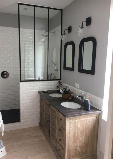 r 233 novation d une salle de bains style r 233 tro chic renoveo