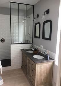 Meuble Salle De Bain Retro : accessoires salle de bain retro chic ~ Teatrodelosmanantiales.com Idées de Décoration