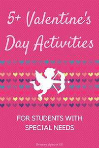 Breezy Special Ed: 5+ Valentine's Day Activities for ...