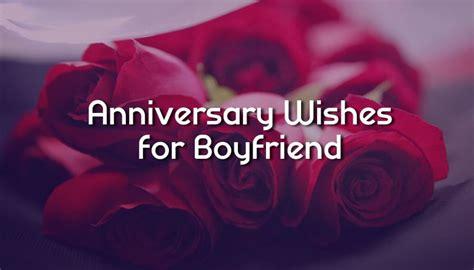 anniversary wishes  boyfriend romantic messages wishesmsg