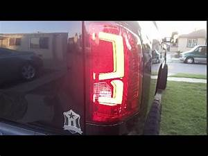 2008 Chevy Silverado Led C Streak Tail Light