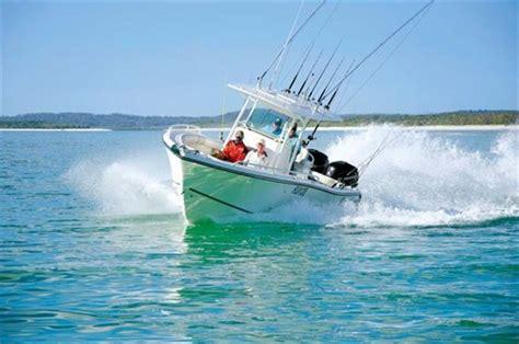 Australian Sport Fishing Boats by Mako 284 Centre Console Review Trade Boats Australia