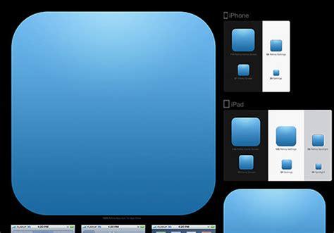 app template psd ultimate resources for mobile web application design hongkiat