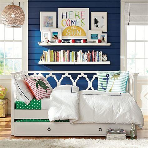 pottery barn teen daybed elsie daybed trundle from pbteen furniture
