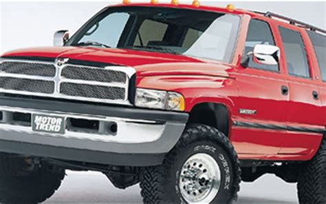 Why Won't Dodge Make A Full Size Ramcharger-like Suv