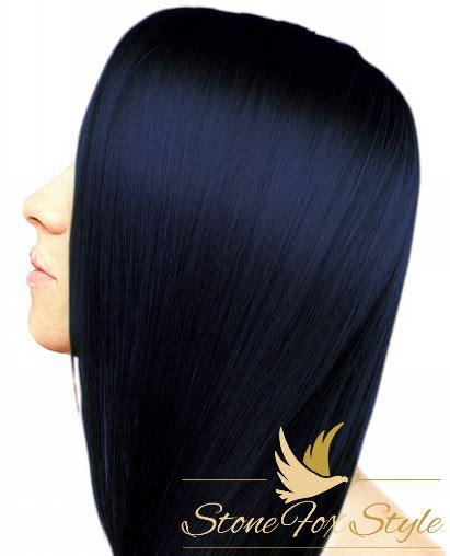 Black Hair Color Wiki by Best Blue Black Hair Dye Fox Style