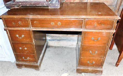 desk drawer pulls vintage 9 drawer desk with only 5 of 9 drawer pulls twc