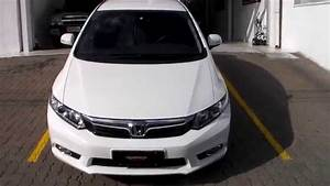 Honda Civic Lxr 2 0 Flex Aut  4p - 2014
