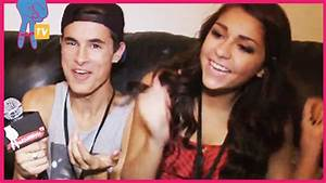 Newlywed Game with Kian Lawley, Andrea Russett, JC Caylen ...