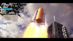 The Crew PS4 gameplay NASA shuttle launch NASA rocket earn ...