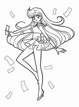 Coloring Pages Sailor Moon Colouring Sailormoon Sheets Mars Printable Books Picgifs Coloriage Cartoon Venus 80s Adult Christmas Manga Kostenlos Series sketch template