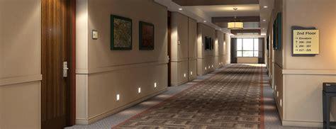 Corridor & Hallway : Hotel Corridor