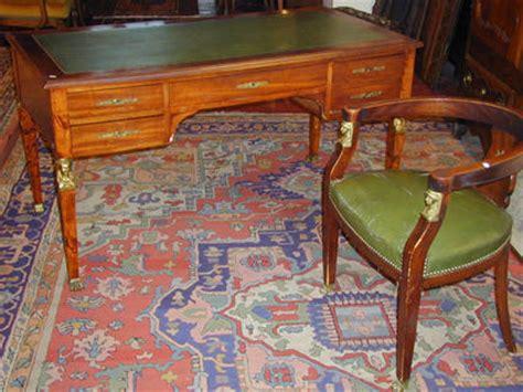 bureau style empire bureau et fauteuil de style empire