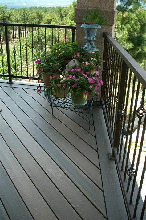 composite decks colorado springs decks  schmillen