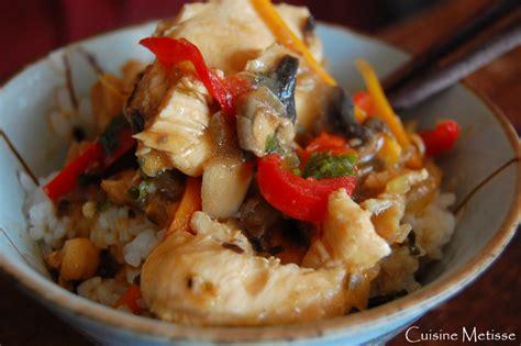 cuisine mongole recettes poulet façon mongole poulet sauté au xao tsing et