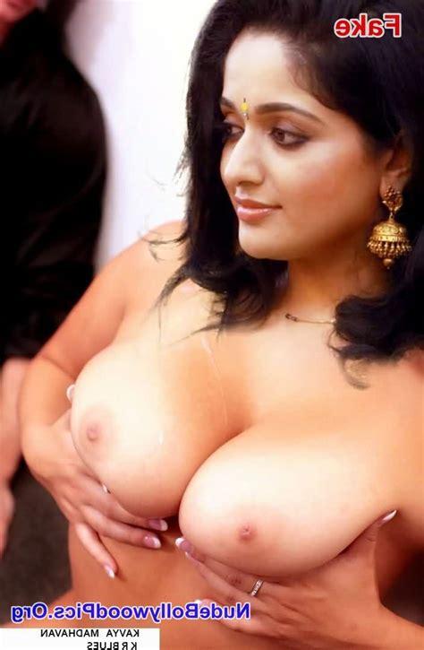 Kavya Madhavan Nude Boobs Porn Images • Actress Fakes