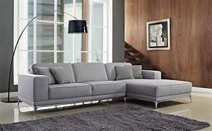 Agata modern sectional sofa for Modern sectional sofa store