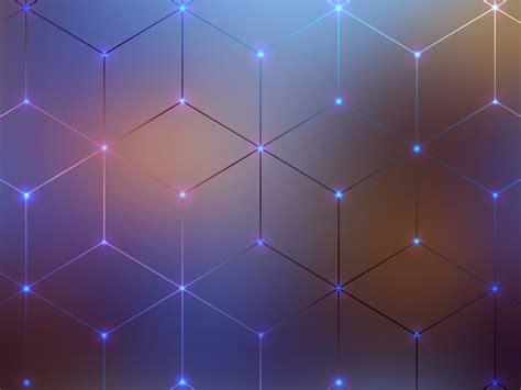 19 light waves hd desktop wallpaper background