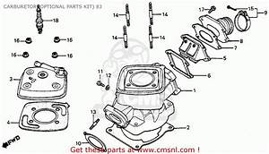 Honda Cr80 Engine Diagram