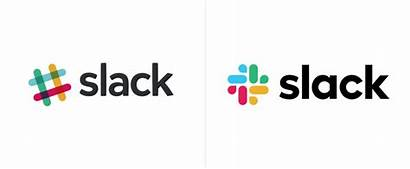 Slack Logos Branding Brand Before Identity Why