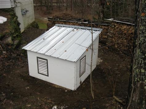 metal portable generator sheds generator in doityourself community forums