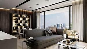 Astonishing Contemporary Villa Interior Design Ideas
