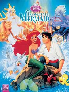 The Little Mermaid #1 (Issue)