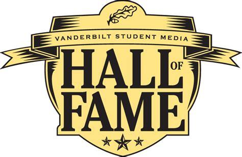 vanderbilt student media hall of fame logo matt radford