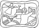 Fan Coloring Pages Japanese Electric Ceiling Household Template Getcolorings Printable sketch template