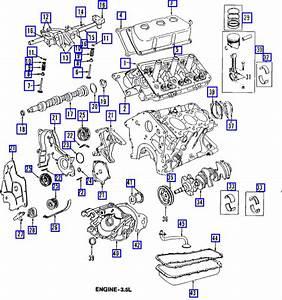 3 3 Dodge Caravan Engine Diagram