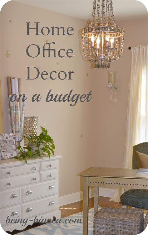 house decor on a budget home office decor on a budget great diy ideas for an