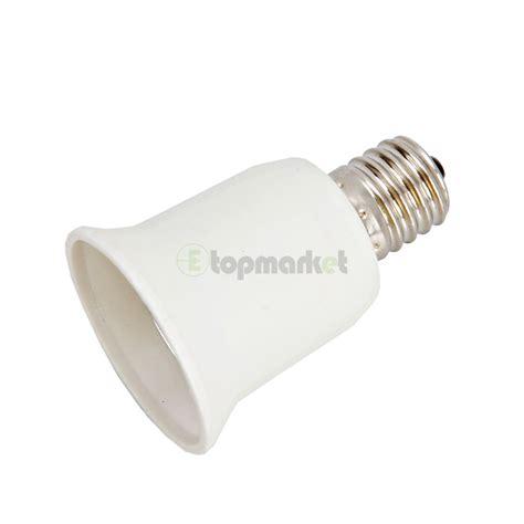 5x best e17 to e26 l bulb socket adapter converter