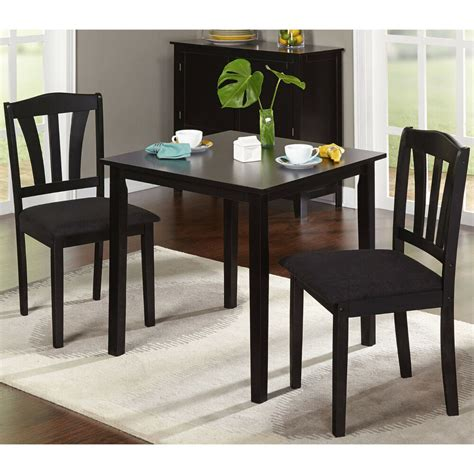 small  piece dining set table  chairs kitchen