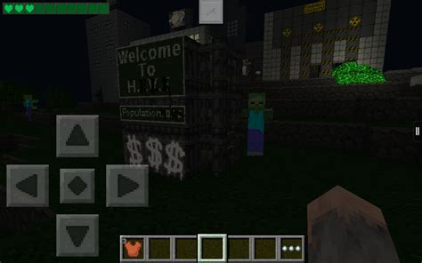 minecraft zombie apocalypse mcpe forums