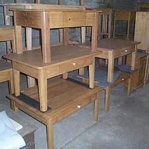 Table Basse En Pin : table basse en pin sur mesure 1 tiroir meuble marcelis luc ~ Teatrodelosmanantiales.com Idées de Décoration