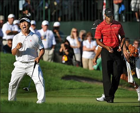 Y.E. Yang Tames Tiger - SI Kids: Sports News for Kids ...